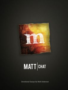 Matt Chat, Volume 1
