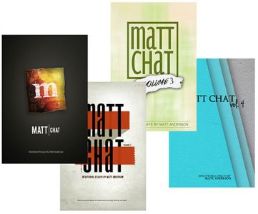 Matt Chat Anthology